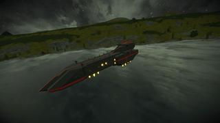 RWI defender class MK2