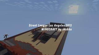 SLS 2015 minecraft by s4shko