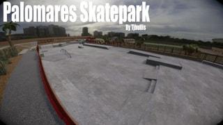 Palomares Skatepark by Tjbullis