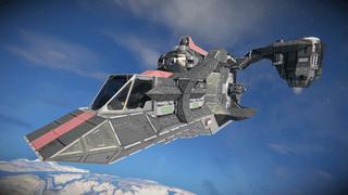"NTC - Atmo Explorer Atlas Mk.II ""Fighter"""