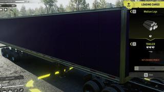 iX Enclosed Log Trailers