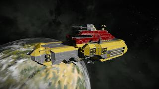 ISS Stinger 2020 MK  V
