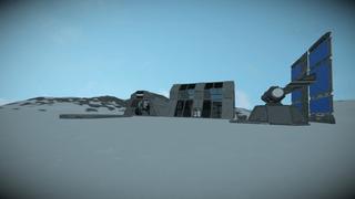 Survival Start Base