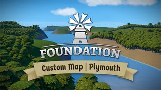 Custom Map - Plymouth, UK