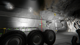 Deep mining rover mk1