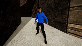 Spock (KEL)