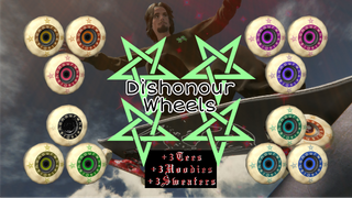 Dishonour Wheels 4Star Series