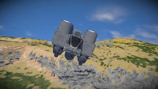 Fleet air attack vehicle