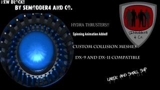 Hydra Thrusters Mod Pack