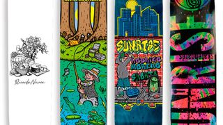 Sunrise Skateboards Chile