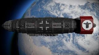 [Waffen] Zeppelin Class Destroyer