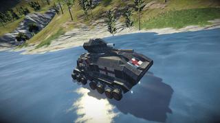 UNR - Bradley Heavy Tank (Attempt 2)