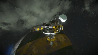 Encounter Salvage station
