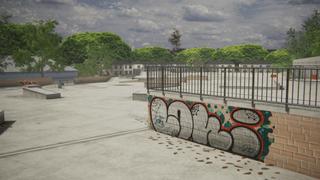 Truro Plaza Skatepark