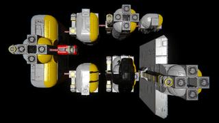 (HLP) Modular Station Components