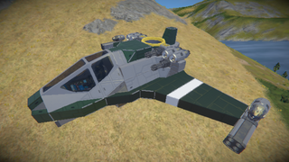 GreenCorp. Hornet