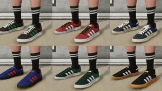 Adidas Skateboarding Campus Vulc Colorways