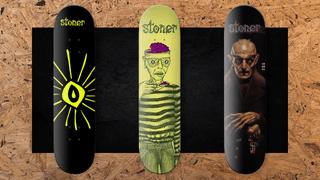 Stoner Skateboards - Drop 02