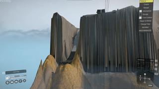 Ski jump (aka biggest jump in the game)