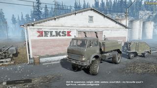 TruckLife - ZikZ 5368 FR only