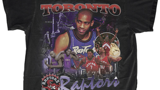 NBA Vince Carter Toronto Raptors Shirt