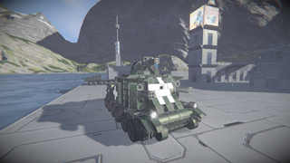 .M3 Lee gun tank