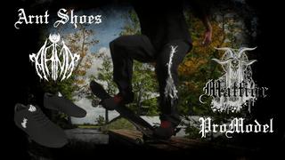 Arnt Shoes - Ulv Malfior