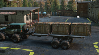 Emil's offroad trailers