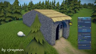 Sheep Cheese Set V3