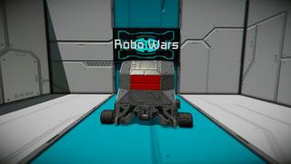 Robo Wars robo frame 3