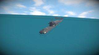 Takeus Delta IV-Class Submarine