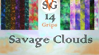 Savage Griptape (Clouds&Paint;)