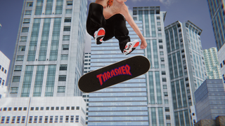 Thrasher Bold Grips