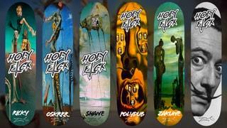 Holy F†ck x Salvador Dali - Pro Series
