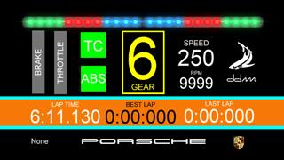 Porsche GT3 ddm gulf