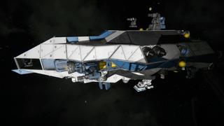 [M310] Reaper, Corvette (Blue)