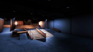 Primitive Skatepark - Lights Out