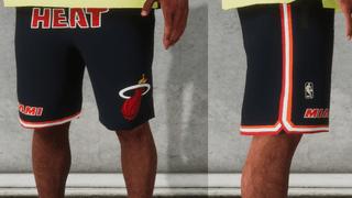 Miami Heat '96 Shorts