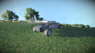 Transport Rover