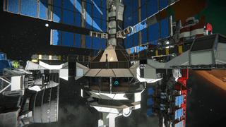Orbital Trade Station