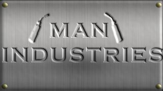 MAN Industries  Printer Welder