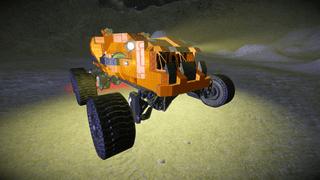 'Chomper' Mars Rover MK ll
