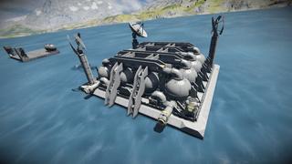 I.P.I Hydrogen Station Mk2