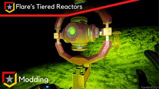 Flare's Tiered Reactors