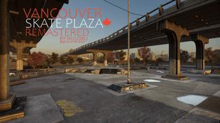 Vancouver Skate Plaza Remastered