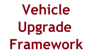 Vehicle Upgrade Framework
