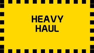Heavy Haul - the cargo weight realism tweak