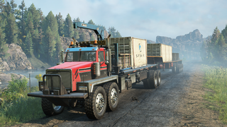 Western Star 6900XDX Custom by Palomides
