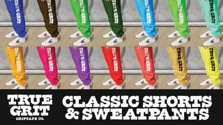 True Grit - Classic Shorts and Sweatpants