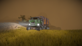 PIG teher autó